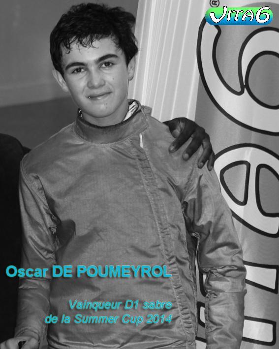 2014 sabre - Oscar DE POUMEYROL